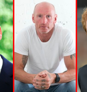 Royal Family rallies around rugby star Gareth Thomas after he's forced to reveal his HIV status