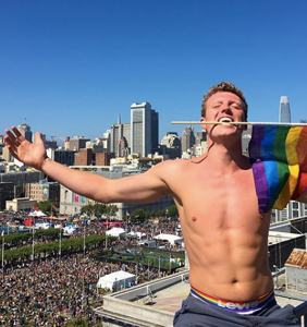 College swimming champ says he was kicked off team for being gay