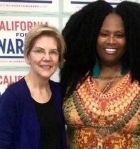 Trans activist Ashlee Marie Preston, Elizabeth Warren surrogate, under fire for past tweets