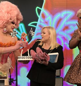 Meghan McCain was just made an official Ru Girl and people are pissed