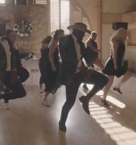 WATCH: Grooms amaze wedding guests with incredible group dance number