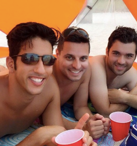 PICS: The world's 10 best gay nude beaches