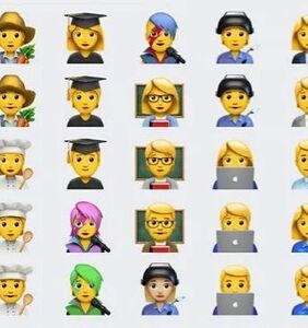 Apple unleashes emoji for gender non-binary and disabled folks… and gay otters!