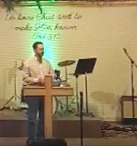 Video of pastor 'cleansing' congregation after gay speaker goes viral & people are pissed
