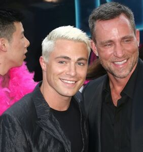 Colton Haynes and Jeff Leatham finalize divorce, promise to never write tell-alls