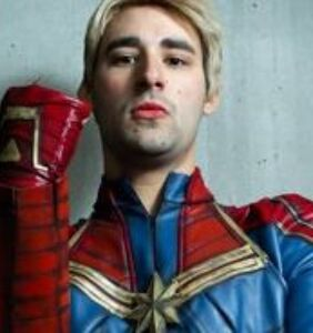 Check out the gender-bending cosplay at New York Comic Con