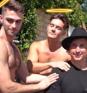 WATCH: Conjuring gay ghosts by a dumpster is the hot new Halloween tradition