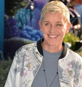 Ellen DeGeneres once gave Donald and Melania Trump a golden stroller