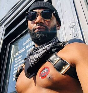 These are the pics from Folsom Street Fair that we are allowed to post