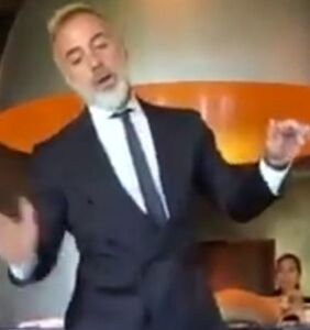 WATCH: Mysterious Italian daddy goes viral with some serious dance moves