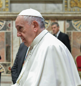 Pope Francis receives an insight into LGBTQ lives from US priest