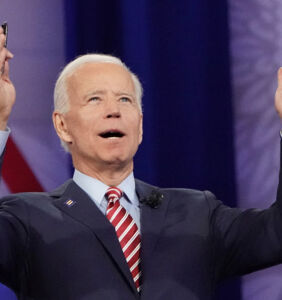 """Nobody asked for Joe Biden's thoughts on """"round the clock"""" gay orgies, but he shared them anyway"""