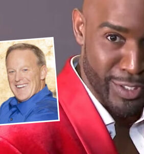 "Karamo Brown says he's ""proud"" of his ""friend"" Sean Spicer"