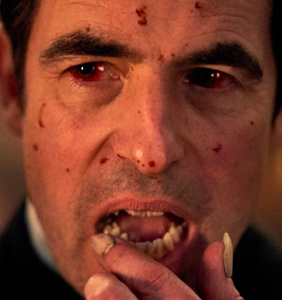 Get ready for a homoerotic Dracula reboot featuring lots of bisexual bloodsucking