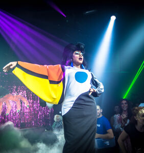 How Halloween made me the San Francisco drag queen I am today