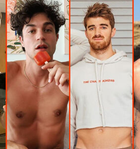 Anthony Bowens' new trophy, Miles McMillan's popsicle, & Gus Kenworthy's black lipstick
