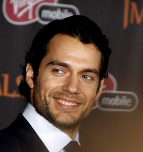 Thirsty fans thrilled to spot Henry Cavill taking a bath