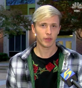 Frat boys surround gay students at party, calling them 'f*ggots' and shouting death threats