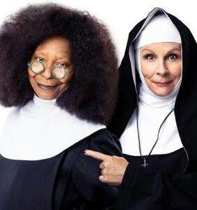 Whoopi Goldberg teams up with Jennifer Saunders for Sister Act revival