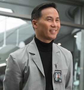 BD Wong dishes on homophobic producers, dadhood, and jumping into 'The Great Leap'
