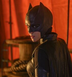 Caroline Dries on taking on a trailblazing heroine and fighting toxic fandom with 'Batwoman'