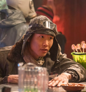 """""""It feels like…existential whiplash."""" Joel Kim Booster on becoming a star in 'Sunnyside"""""""