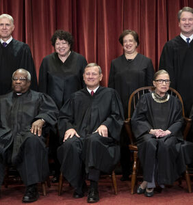 SCOTUS justices called to recuse themselves from LGBTQ cases after meeting with antigay hate group