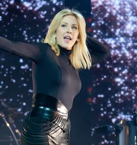 Singer Ellie Goulding threatens to quit NFL halftime show because it supports the Salvation Army