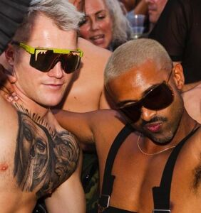 Sydney Mardi Gras may be the sexiest pride party of the year