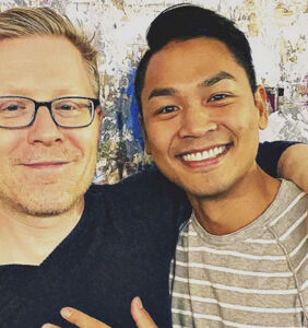 Anthony Rapp announces engagement to boyfriend