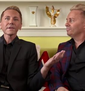 Gay dads who split so one could date daughter's ex-bf shot a reality show pilot and it's…something