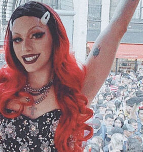 New President's drag queen son joins Buenos Aires Pride parade