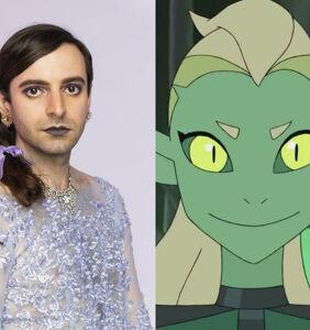 Noelle Stevenson & Jacob Tobia talk bringing genderqueer awesomeness to 'She-Ra' Season 4