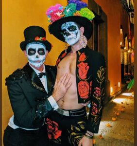 We are living for these pics of Dia de los Muertos, the holiday that honors the dead