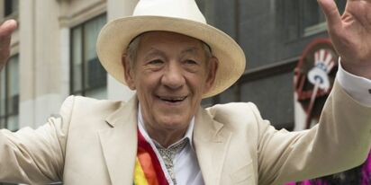 8 times Sir Ian McKellen busted down closet doors
