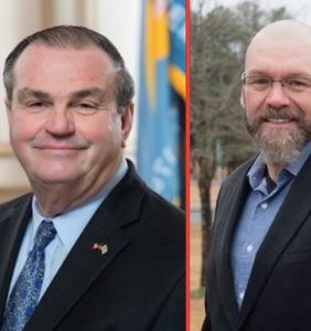 Democrat incumbent attacks openly gay primary challenger for being a drag queen
