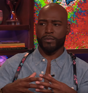 Karamo Brown now says he was never friends with Sean Spicer, despite repeatedly calling him a friend