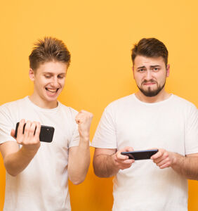 Your boyfriend's texting the guy you've been chatting with and it's making you jealous… now what?