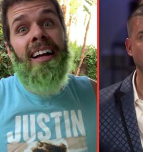 Perez Hilton stands up to homophobic reality star… by making a bi-phobic jab at him