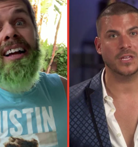 Perez Hilton stands up to homophobic reality star… by making a bi-phobic jab at him