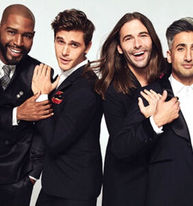 Can you guess which Queer Eye host has been named Sexiest Reality Star?