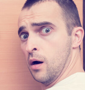 The guy you've been chatting just showed up… and he looks nothing like his picture… What now?!