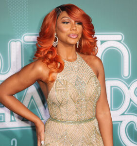 "Tamar Braxton half apologizes for homophobic remarks, says ""We all say stupid sh*t"""