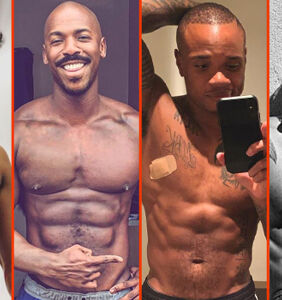 Mehcad Brooks's bath, Derrick Gordon's bandage, & Brandon Flynn's dirty laundry
