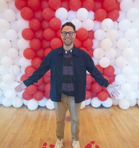 Tim Federle on revisiting gay high school in 'High School Musical: The Musical – The Series'