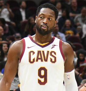 Dwayne Wade cheers on 12-year-old son for having courage to come out