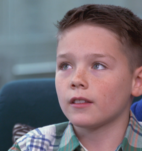 """Fifth grader schools homophobic teacher on TV, says """"It isn't nice to insult other families"""""""