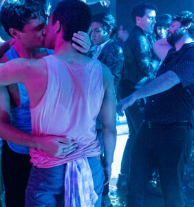 EXCLUSIVE: Here's a first look at Hulu's new gay horror film 'Midnight Kiss'