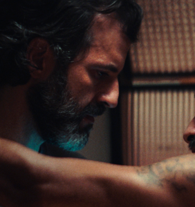 One of the year's most homoerotic films came from country where LGBTQ people have no legal rights