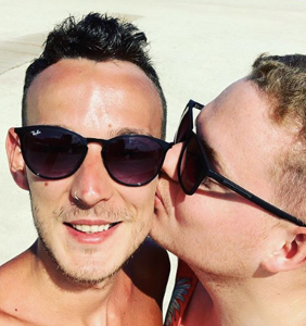"""Newlyweds stuck on cruise ship desperate to escape homophobic staff, say their honeymoon is """"ruined"""""""